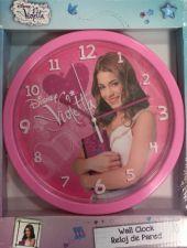 Laikrodis VIOLETTA - OROLOGIO DA PARETE/ WALL CLOCK