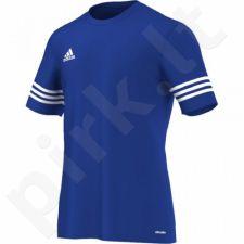 Marškinėliai futbolui Adidas Entrada 14 Junior F50491