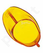 Plaukimo akiniai Swedish standart 99223 2 yellow