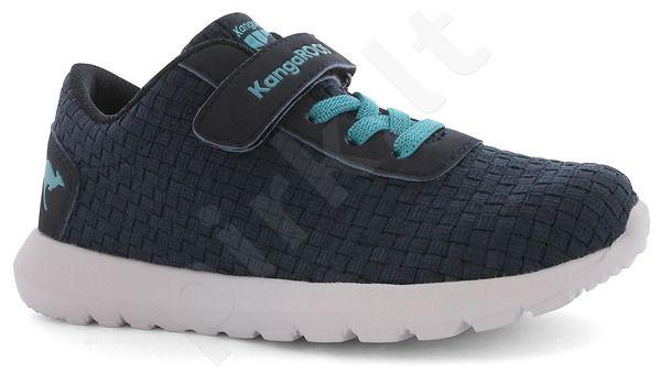 Laisvalaikio batai KANGAROOS WOVEN JR (20-76540-5)