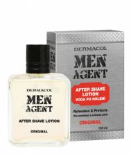 Dermacol Men Agent, Original, losjonas po skutimosi vyrams, 100ml