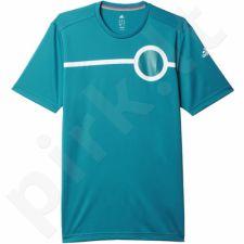 Marškinėliai futbolui Adidas Trainning jersey M AJ9331