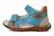 D.D. step mėlynos basutės 25-30 d. k3304001m