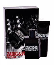 Zadig & Voltaire This is Him!, rinkinys tualetinis vanduo vyrams, (EDT 50 ml + dušo želė 75 ml)