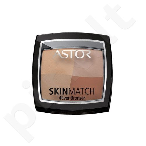 Astor Skin Match 4Ever Bronzer, kosmetika moterims, 7,65g, (002 Brunette)