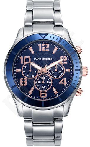 Vyriškas laikrodis MARK MADDOX – Sport kvarcinis WR 30 meters