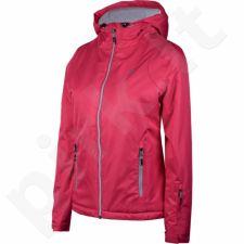 Striukė narciarska Outhorn W HOZ17-KUDN600 rožinės spalvos