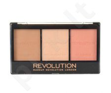 Makeup Revolution London Ultra Sculpt & Contour Kit, kosmetika moterims, 11g, (C01 Ultra Fair)