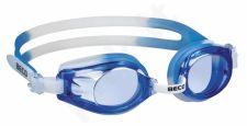 Plaukimo akiniai Kids UV antifog 9926 16-white/blue