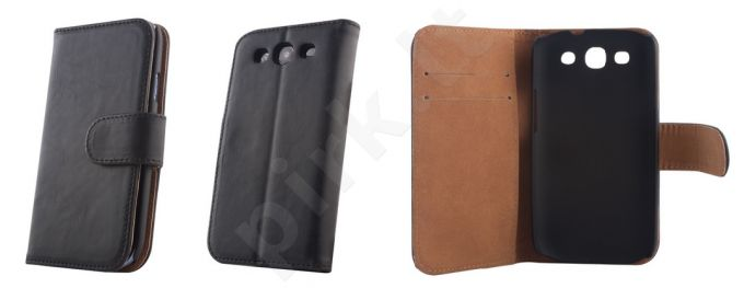LG L90 dėklas SMART ELEG Forever juodas