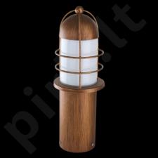 Lauko pastatomas grindinis šviestuvas EGLO 89535 | MINORCA