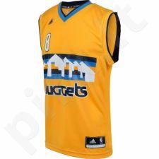Marškinėliai krepšiniui Adidas Replica Denver Nuggets Danilo GalVirvėri M AM9505