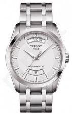 Laikrodis TISSOT PR 100 POWERMATIC kvarcinis DAY T0354071103101
