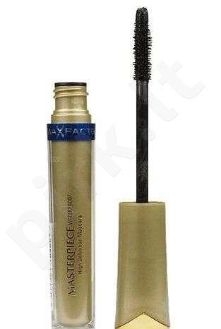 Blakstinų tušas Max Factor Masterpiece Mascara Waterproof Black, 4,5ml