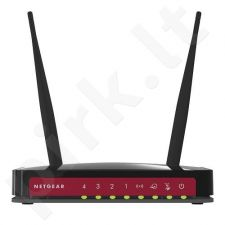 Netgear Wireless-N300 Router 4-Port 10/100 with Ext Antennas 5dBi (JWNR2010)