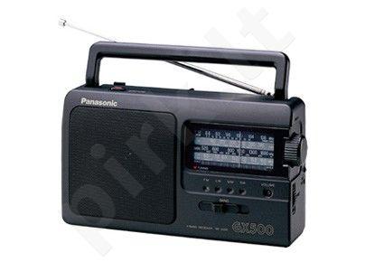 Radija Panasonic RF-3500 E9-K