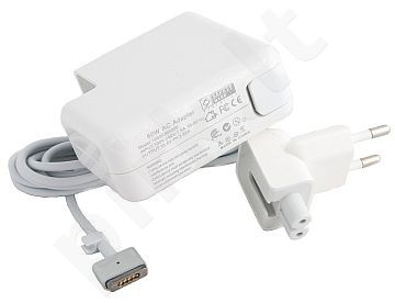 Notebook power supply APPLE 220V, 60W: 16.5V, 3.65A