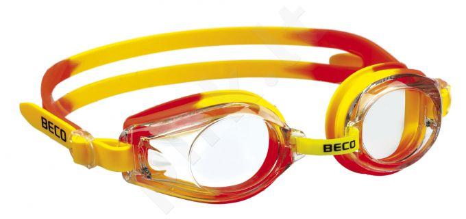 Plaukimo akiniai Kids UV antifog 9926 23-yellow/oran