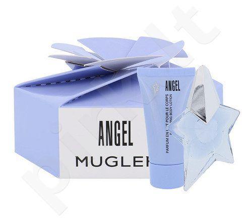 Thierry Mugler Angelis rinkinys moterims, (EDP 5 ml + kūno losjonas 30 ml)