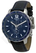 Laikrodis TISSOT QUICKSTER chronografas vyriškas kvarcinis T0954171604700