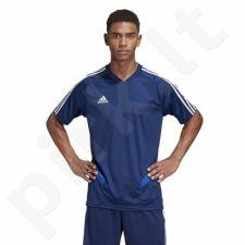 Marškinėliai futbolui Adidas TIRO 19 TR JSY M DT5286