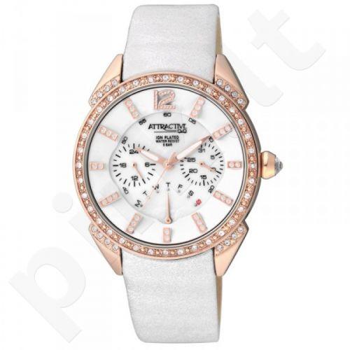 Moteriškas laikrodis Q&Q  ATTRACTIVE DA77J101Y
