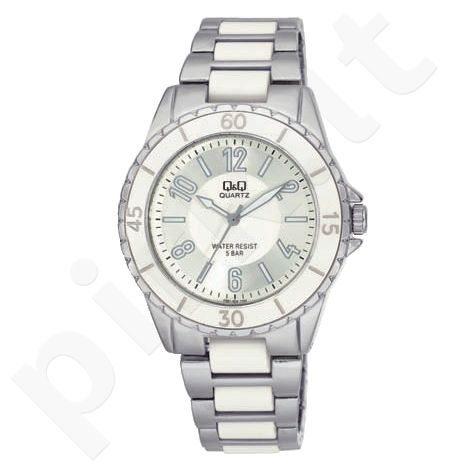 Moteriškas laikrodis Q&Q F461-204Y
