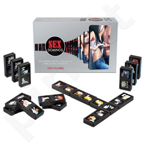 Erotinis žaidimas Sex Domino