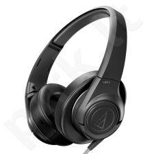 AUDIO-TECHNICA AX3iSBK ausinės, juodos
