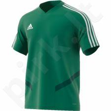 Marškinėliai futbolui Adidas TIRO 19 JSY M DW4812