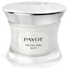 Payot Techni Liss Nuit Re-surfacing Care, 50ml, kosmetika moterims