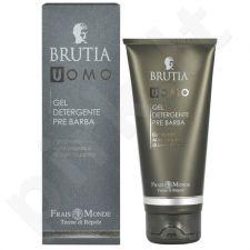 Frais Monde Men Brutia Exfoliating Pre-Shave valomoji želė, kosmetika vyrams, 100ml
