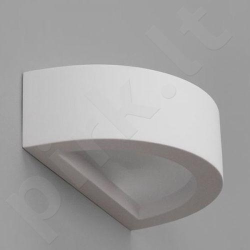 Sieninis šviestuvas gipsinis 10-OMEGA 18