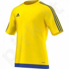 Marškinėliai futbolui Adidas Estro 15 Junior M62776