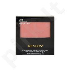 Revlon pudra skaistalai With Brush, kosmetika moterims, 5g, (007 Melon-Drama)