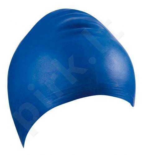 Kepuraitė plaukimui unisex lateksinė 7344 6 blue