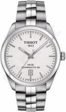 Laikrodis TISSOT PR 100 POWERMATIC kvarcinis T1014071103100