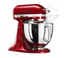 Virtuvinis kombainas KITCHENAID 5KSM175PSECA Artisan Elegance, candy apple