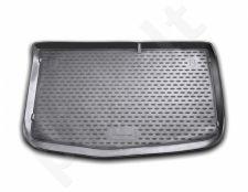 Guminis bagažinės kilimėlis HYUNDAI i20 2008-2015 black /N15019