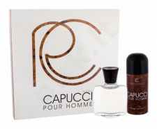 Roberto Capucci Capucci Pour Homme, rinkinys losjonas po skutimosi vyrams, (losjonas po skutimosi 100 ml + dezodorantas 150 ml)