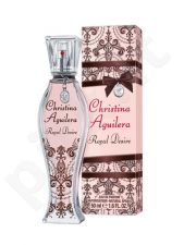 Christina Aguilera Royal Desire, kvapusis vanduo (EDP) moterims, 50 ml (Testeris)
