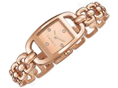 Esprit ES107182002 Faye Rose Gold moteriškas laikrodis