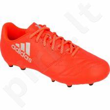 Futbolo bateliai Adidas  x16.3 FG Jr Leather AQ3637