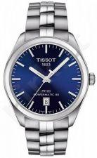 Laikrodis TISSOT PR 100 POWERMATIC 80 kvarcinis T1014071104100