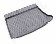 Guminis bagažinės kilimėlis HYUNDAI i30 hb 2007-2012 black /N15020
