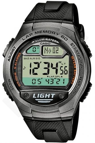 Laikrodis Casio W-734-1A