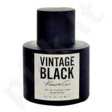Kenneth Cole Vintage Black, tualetinis vanduo vyrams, 100ml