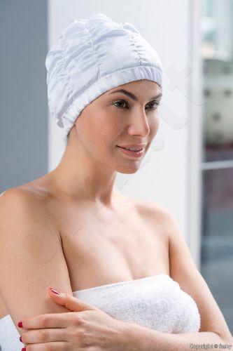 Kepuraitė dušo PE 3611 10 white