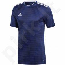 Marškinėliai futbolui Adidas Condivo 18 JSY M CF0678