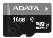 Atminties kortelė Adata 16GB microSDHC UHS-1